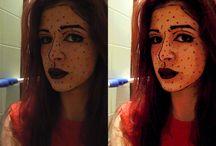 Character Make-ups