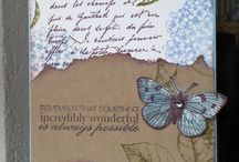 Stampin' Up! Card Ideas / Stampin' Up!