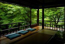 meditation & yoga space