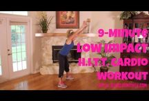 Low Impact Cardio HIIT Workout / Low Impact Cardio Workout to avoid joint pain