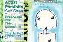 Craft: digital and paper magazines