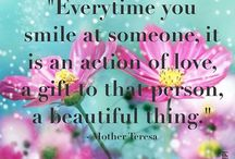 Smile Quotes / Quotes about smiling :)