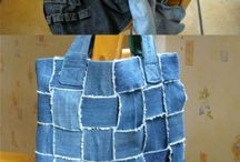 couture, sacs, macramé