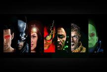 HEROES of COMICS