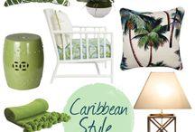 Caribbean style