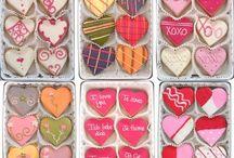 Valentine's / by Crystal Haase