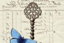 Kulcsok és pillangók