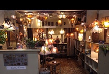 one of a kind lighting by High Beams Ltd. made in Sutton Vermont