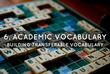Vocabulary / by S S