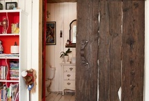 I want a barn door