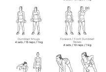 Schulterübungen