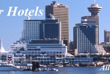 Vancouver Hotels and Travel