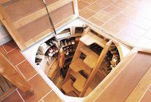 wine cellar revamp