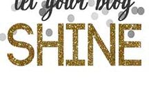 LET YOUR BLOG SHINE / LET YOUR BLOG SHINE IS AN AMAZING GROUP OF BLOGGERS WHO HAVE COME TOGETHER TO SUPPORT, PROMOTE, AND EMPOWER. FIND US AT https://www.facebook.com/groups/letyourblogshine/
