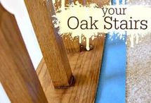 painting stair case