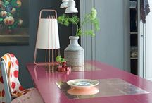 home deco table
