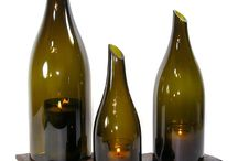 Glass - Bottle art