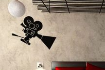 Cinema / Kakshyaachitra - Manufacturers and dealers of wall decals in India