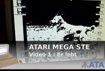 Atari ST // STE // MEGA // STFM