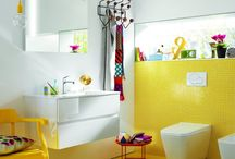 Summer Inspiration / Looking to brighten and freshen up your bathroom, but don't know where to start?