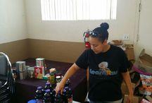 Feeding the Homeless / Compton, CA- June 28, 2014
