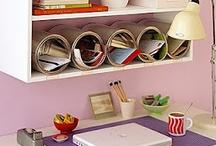 Craft Room inspiration / by Mom's Zen