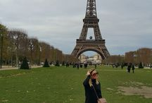 Love/paris / Tower