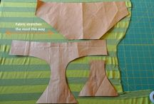 upcycling / sustainable sewing