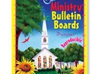 Bulletin Board Ideas / Creative bulletin board ideas for church to keep the kids engaged, curious, and learning about God! Use these as welcome signs to invite children to their Sunday school classes in a fun way!