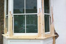 Sash Window Repairs / How sash windows are repaired.