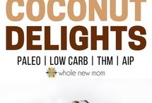 all about coconut