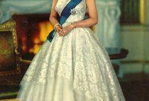 Queen Elizabeth Coronation Photograph 1954
