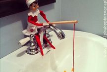 elf on the shelf / by Emily Byrd