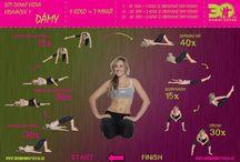 cvíčo / fitness