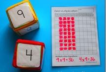 math-multiplication arrays