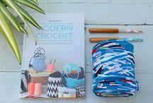 Crochet book love / Crochet books I love