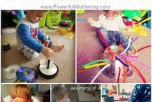 Toddler fun and games