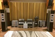 Burmester @ Customer's Homes / A selection of nice pictures of Burmester set-ups at our customer's homes.
