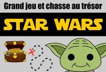 Chasse Au Tresor Star Wars