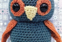 Crochet Cuteness / A variety of adorable crochet crafts / by Shalana {TheFunkyFelter}
