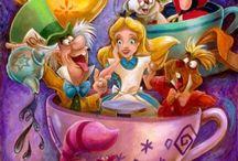 Alice no País das Maravilhas / Se esse mundo fosse só meu, tudo nele era diferente! Nada era o que é porque tudo era o que não é. E também tudo que é, por sua vez, não seria. E o que não fosse, seria.