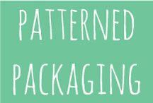 pattern⎢packaging / beautiful patterns in packaging