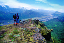 Iceland / Venture to a land where myth and legend roam around every corner. Begin your day walking through a glacier or set your sights on an active volcano as you experience the extremes of this diverse landscape. Hike to majestic waterfalls, soak in an ancient hot spring, or sail with whales and dolphins along the pristine coast. Adventure awaits you in the breath taking landscapes of Iceland.