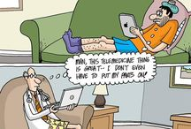 MedCareerGuide Humor / Humor found around the web and tailored to physicians and health care professionals.