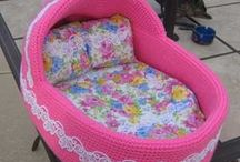 Doll ´s bed