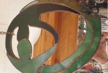 glas in lood / glas verwerken in glas in lood