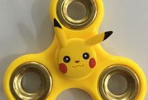 Pokemon Fidget Spinners