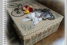 caixas de mdf decoradas