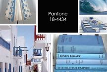 Pantone Mykonos Blue / by Wedding and Event Institute
