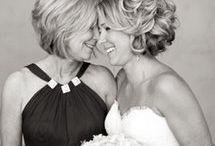 Casamento - Noivas e Madrinhas / Fotografia de Casamento